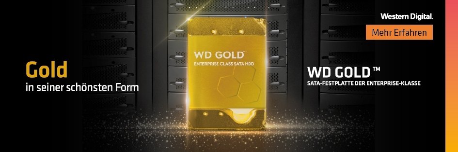 WD Gold Banner
